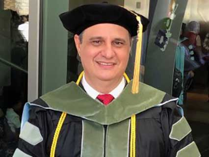 Dr. Roberto Rodriguez Baez, M.D, DHSc, MS, MD, CCI